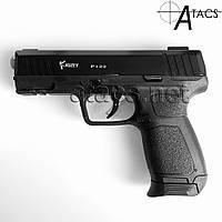 Пістолет KUZEY P122 чорний з дод. магазином