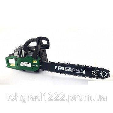Бензопила Тайга PRO TCS - 6500 2 шины+2 цепи