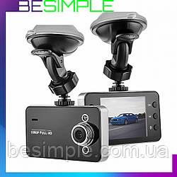 Автомобильный видеорегистратор DVR X-3 K6000