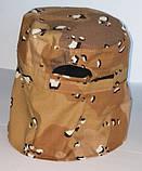 """Кепка с защитой от солнца камуфляж """"пустыня"""", фото 4"""