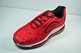 Чоловічі червоні кросівки Nike 720 (5135 - 1), фото 3