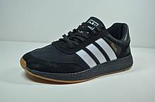 Чоловічі чорні кросівки Adidas Iniki (5108 - 6)