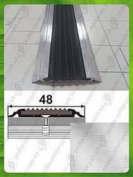 Основные разновидности алюминиевых противоскользящих накладок