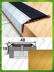 Как выбрать алюминиевые противоскользящие накладки