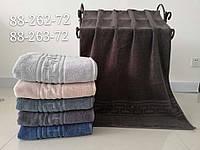 Банные полотенца махра абстракция упаковка 6 шт.