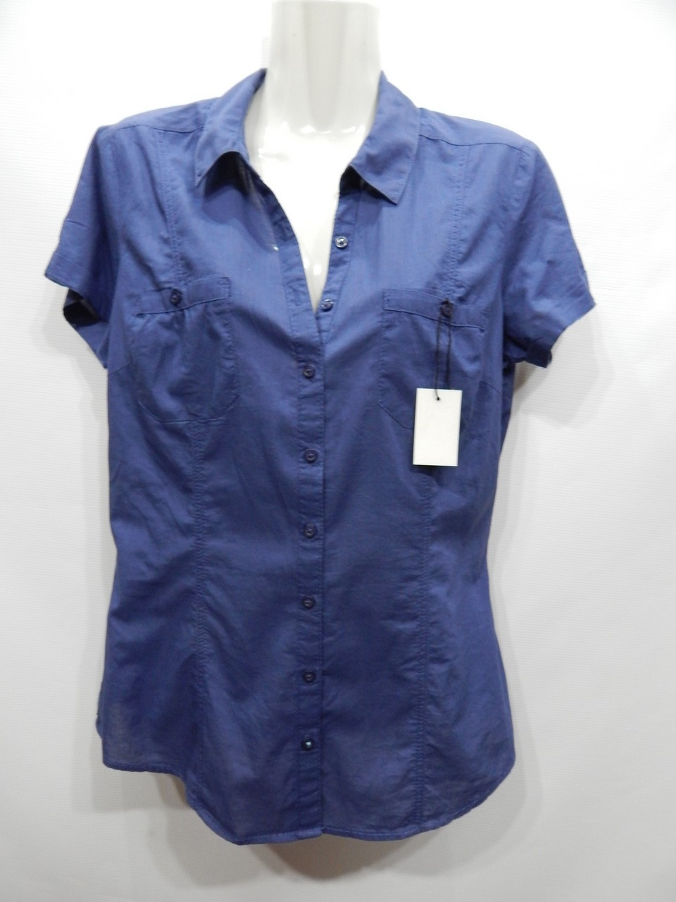 Блуза легкая фирменная женская CLOCKHOUSE 46-48 р.210бж