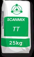 Шпаклевка фасадная SCANMIX ТТ (белая)
