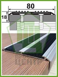 Плоские алюминиевые противоскользящие профили: общая информация