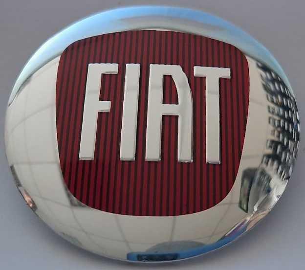 Наклейка  FIAT 70mm