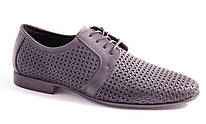 Туфлі чоловічі сині Vortex 8022