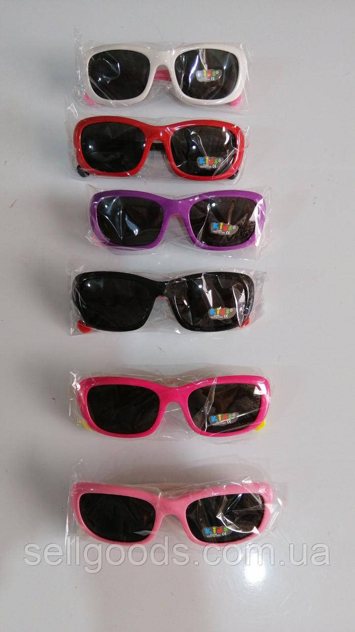 Очки солнцезащитные девочка