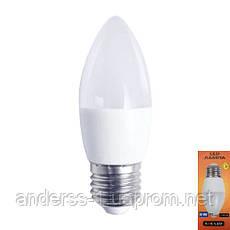 LED лампа свеча EGE LED 8W Е27