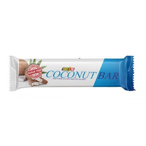 Протеиновые батончики Power Pro Сoconut Bar без сахара 20x50g