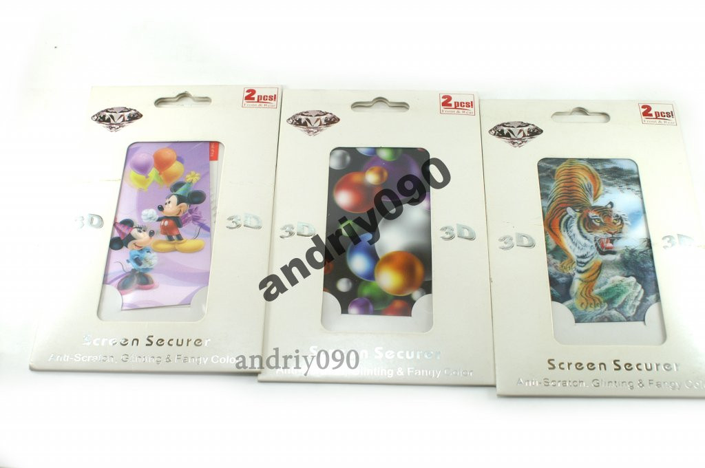 Защитная пленка iPhone 5g  Двухсторонняя
