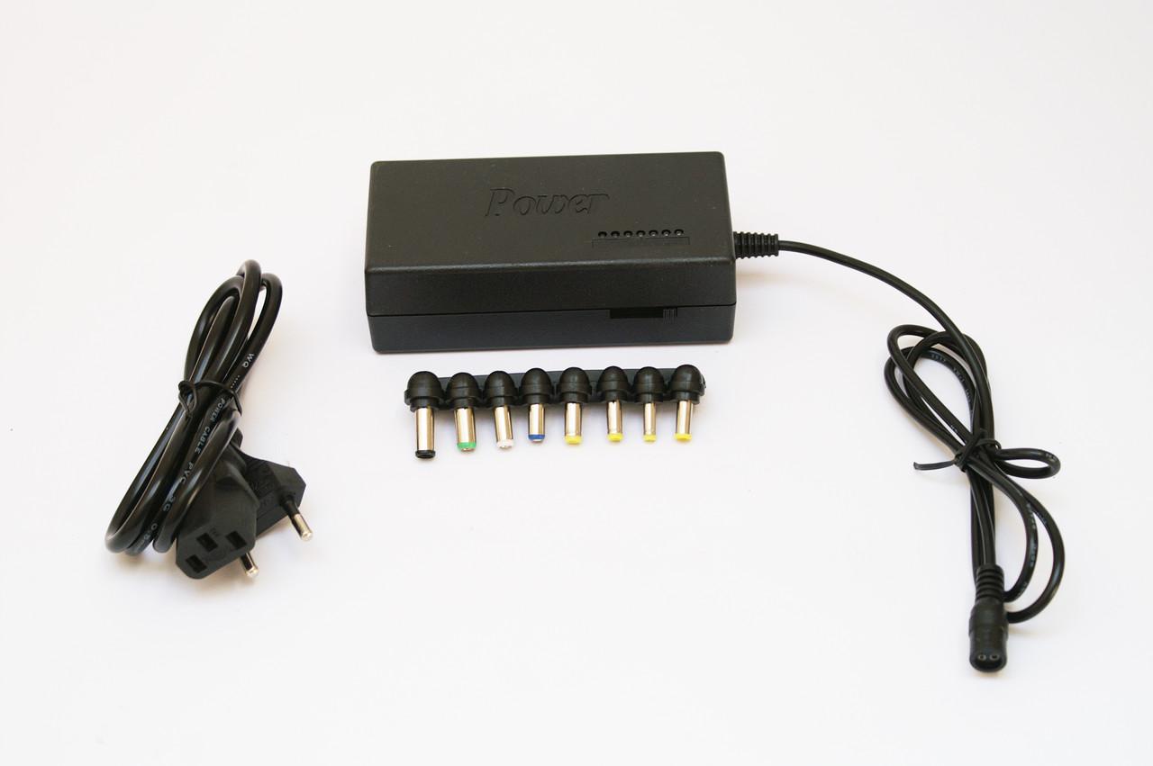 Универсальное зарядное устройство для ноутбука 120 w блистер (Ravi)