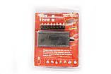 Универсальное зарядное устройство для ноутбука 120 w блистер (Ravi), фото 2