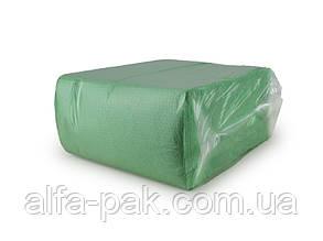 Салфетка барная зелёная