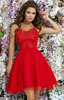Платье коктейльное мини / сукня вечірня коротка 42 44 46