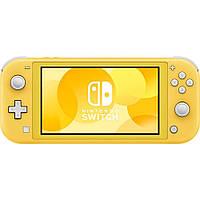 Nintendo Switch Lite Yellow (Гарантия 18 месяцев)