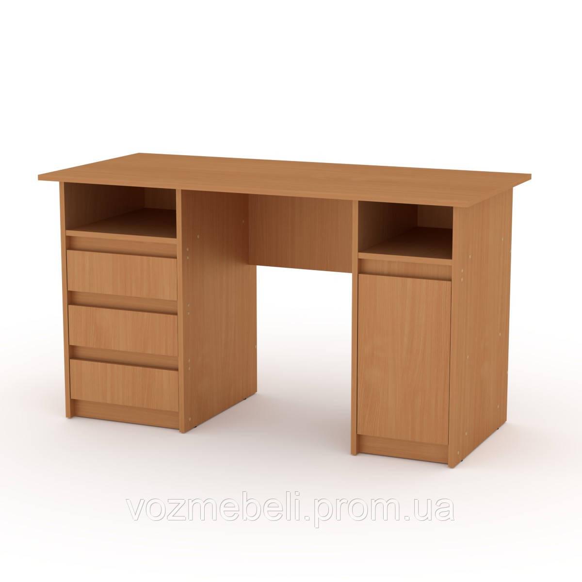 Стол письменный Декан-2 (Компанит)