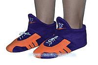Флисовые тапочки-сапожки Найк с 33 по 45 размер