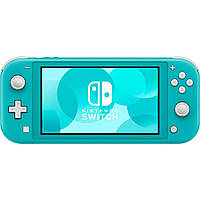 Nintendo Switch Lite Blue (Гарантия 18 месяцев)