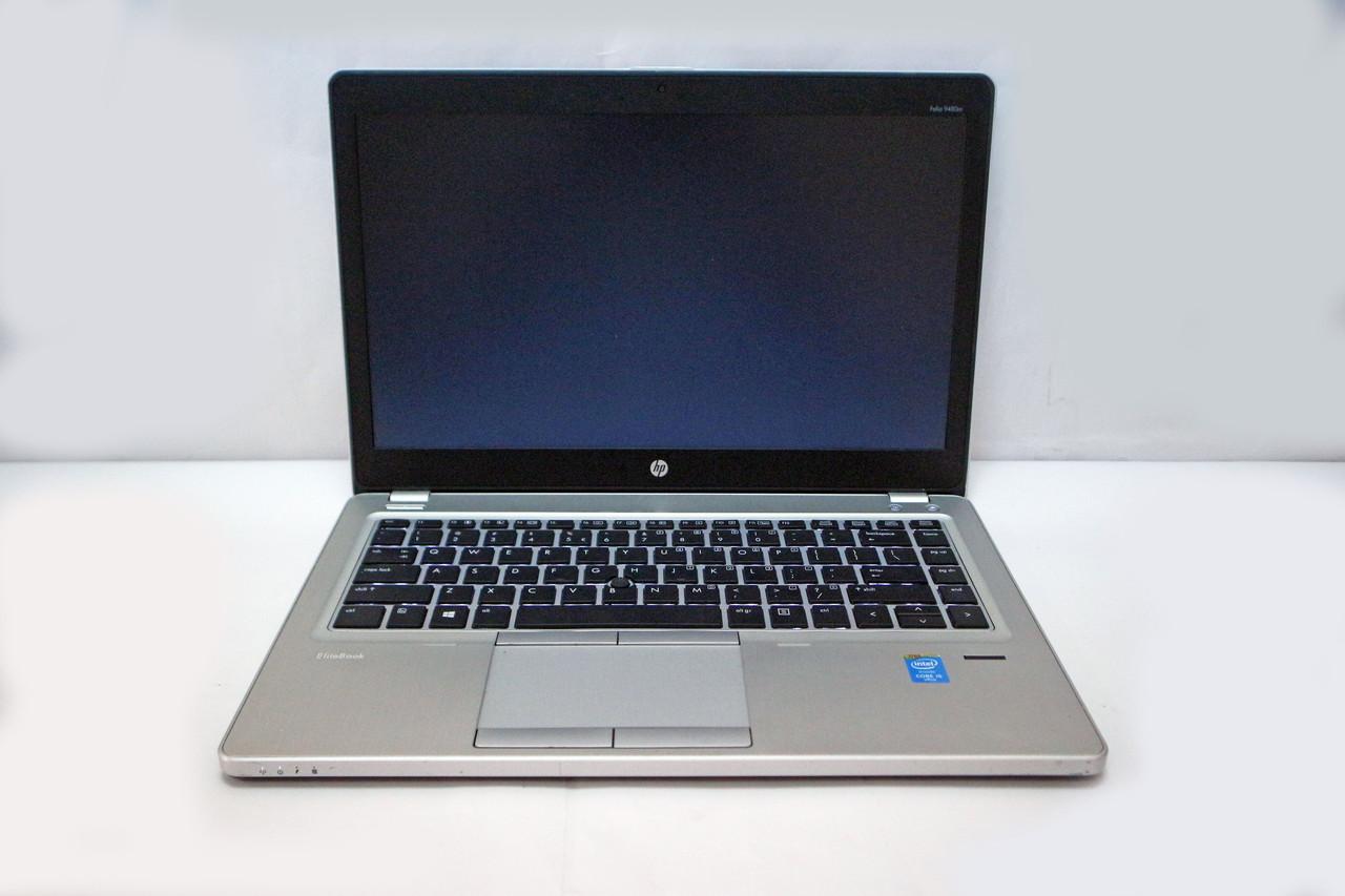 Ноутбук HP EliteBook Folio 9480m \ i5-4310U \ 4Gb \ 500 Gb \ HD 4400 \ Рассрочка \ Гарантия
