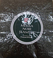 Водоросли нори Mekka nori seaweed 100 листов