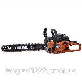 Бензопила Урал PRO UCS - 6500 + 2 шины и 2 цепи