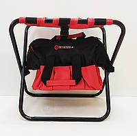 Складной стул с сумкой INTERTOOL BX-9006, фото 1