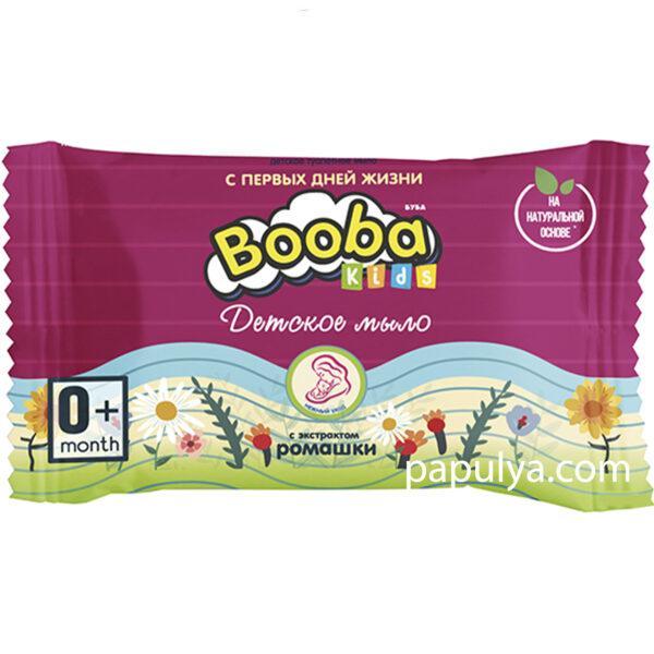 Детское мыло Booba с экстрактом ромашки 70 г