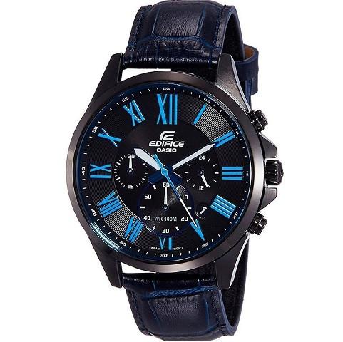 Часы Casio Edifice EFV-500BL-1BVUDF