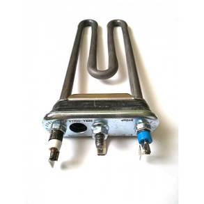 Тэн на стиральную машину 1900W (без отверстия под датчик) / L=175мм / Thermowatt (Италия), фото 2