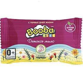 Детское мыло Booba с экстрактом череды 70 г