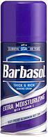 Крем-пена для бритья Barbasol для сухой кожи Extra Moisturizing 198 гр