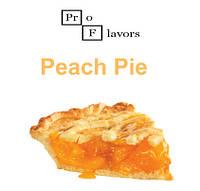 Жидкость Pro Flavors Peach Pie (Персиковый пирог) 100 мл.