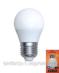 LED лампа EGE LED 5W