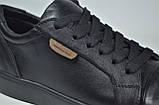 Шкіряні кеди чорні Multi-Shoes Biom, фото 2