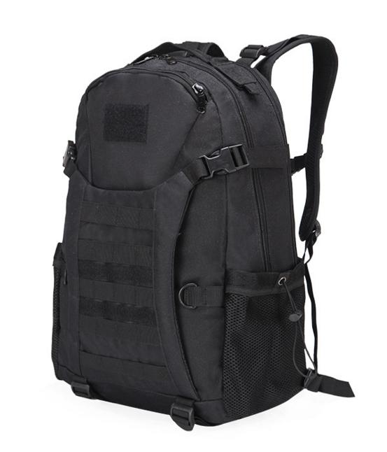 Рюкзаки тактичні, міський, відділення під ноутбук , шолом чорний