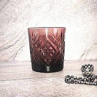 Набор низких стаканов из лилового стекла Luminarc Зальцбург Лилак 300 мл 6 шт (P9263)