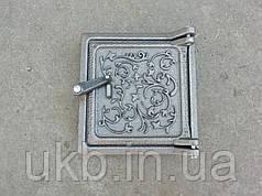 """Сажотруска чавунна """"ДУБ"""" 150*155 мм"""