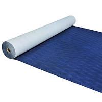 Супердифузионная мембрана 140г / м2 * 1,5м * 50м синяя (65592)
