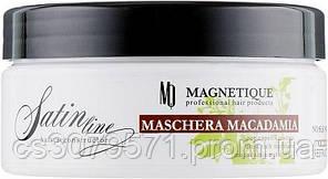 Маска с маслом макадамии и кератином Magnetique Mask Macadamia Restructure 300 мл
