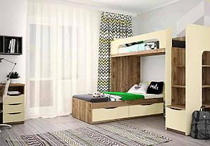 Кровать приставная Джуниор Лион