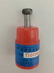 Борфреза (шарошка) дисковой формы T, с одинарной заточкой T1005M06