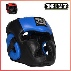 Боксерський шолом RING TO CAGE RC50T