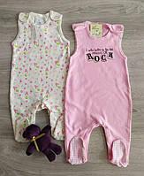 Человечек для новорожденных Принцесса Буквы Польша Комбінезон сліпи на немовлят, фото 1