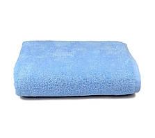Махровий рушник Азербайджан 40х70 Блакитний 400 г/м2
