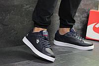 Мужские кроссовки темно синие  Nike Jordan 7253