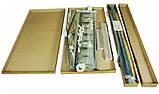 Двуспальная металлическая кровать Lucca 1400x2000 мм beige, код E1915, фото 4